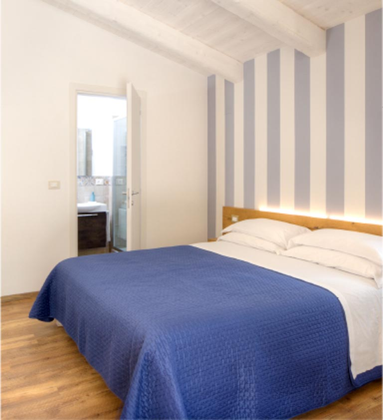 camere del bed and breakfast a osimo